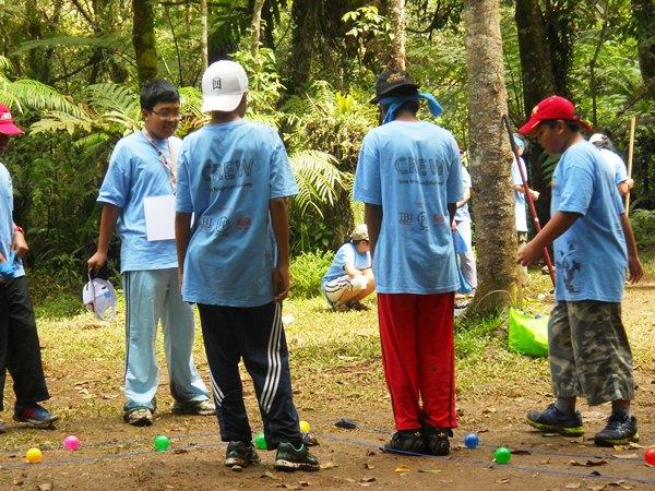 outdoor activiy cibodas