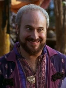 Robert Trebor Robert Trebor as Salmoneus