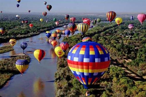 Albuquerque Balloon Festival4