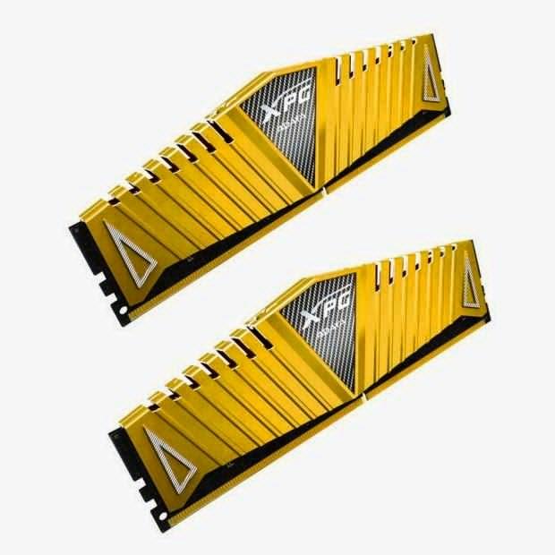 ADATA Unveils Gold Edition XPG Z1 DDR4