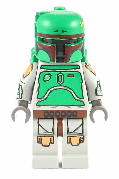 Lego Minifigures Snowboarder Boba Fett Lego Minifigure And