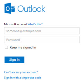 Hotmail Sign In | How To Sign In Hotmail
