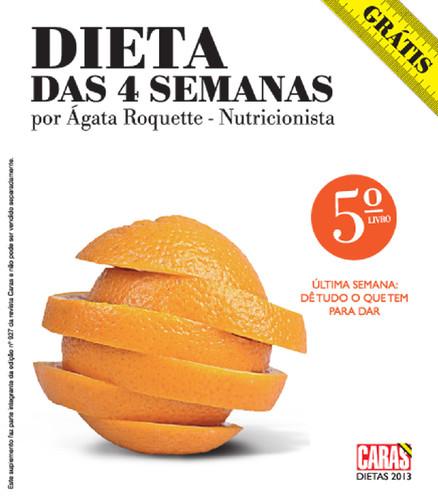 Dieta das 4 Semanas