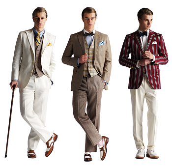 roaring twenties kleding mannen