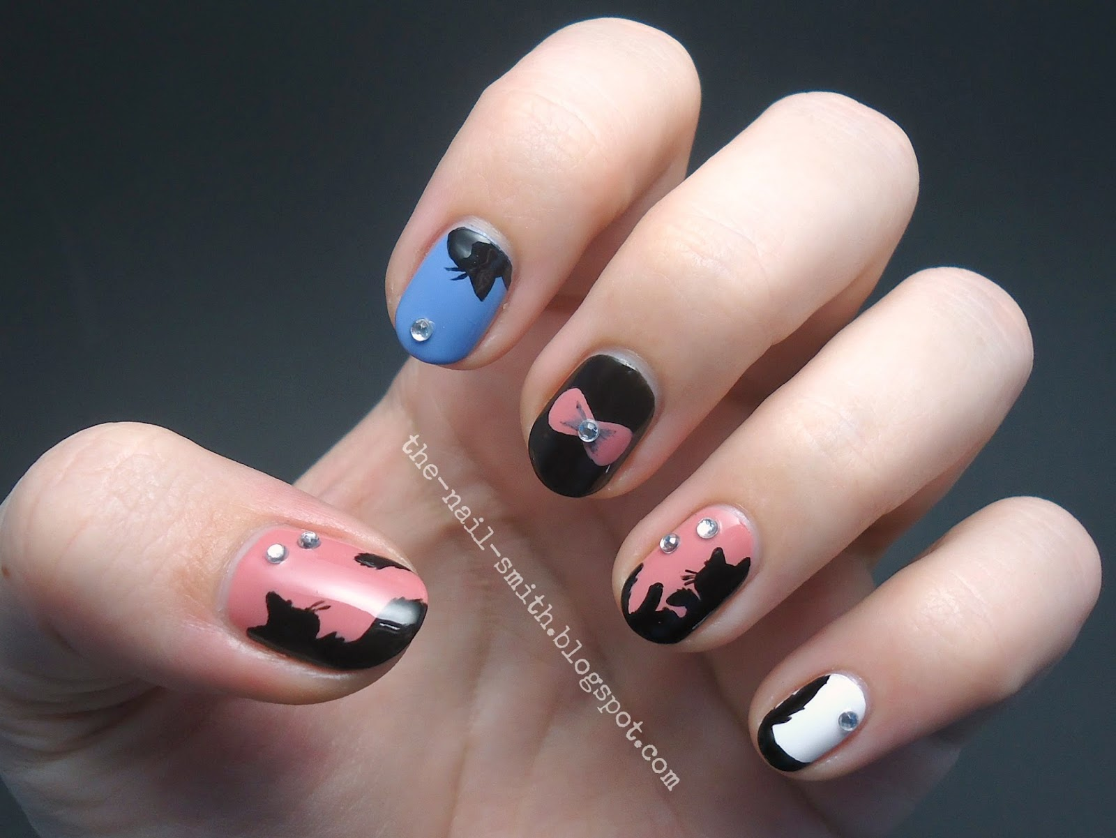 The Nail Smith: Les Nail Smiths, March 2015: Pinterest Inspired
