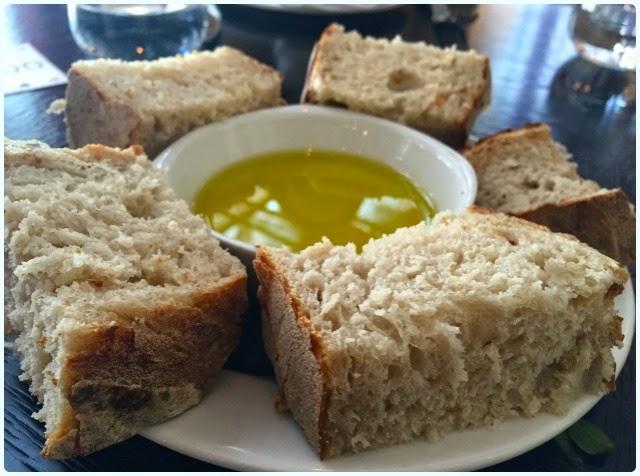 Iberica, Manchester - Bread