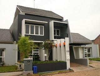 cat rumah minimalis on ... rumah minimalis admin memberikan beberapa desain rumah minimalis