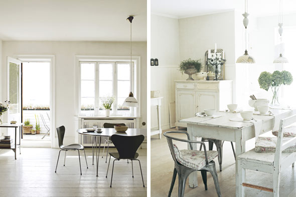 Apple pie and shabby style nordic style for Nordic style arredamento