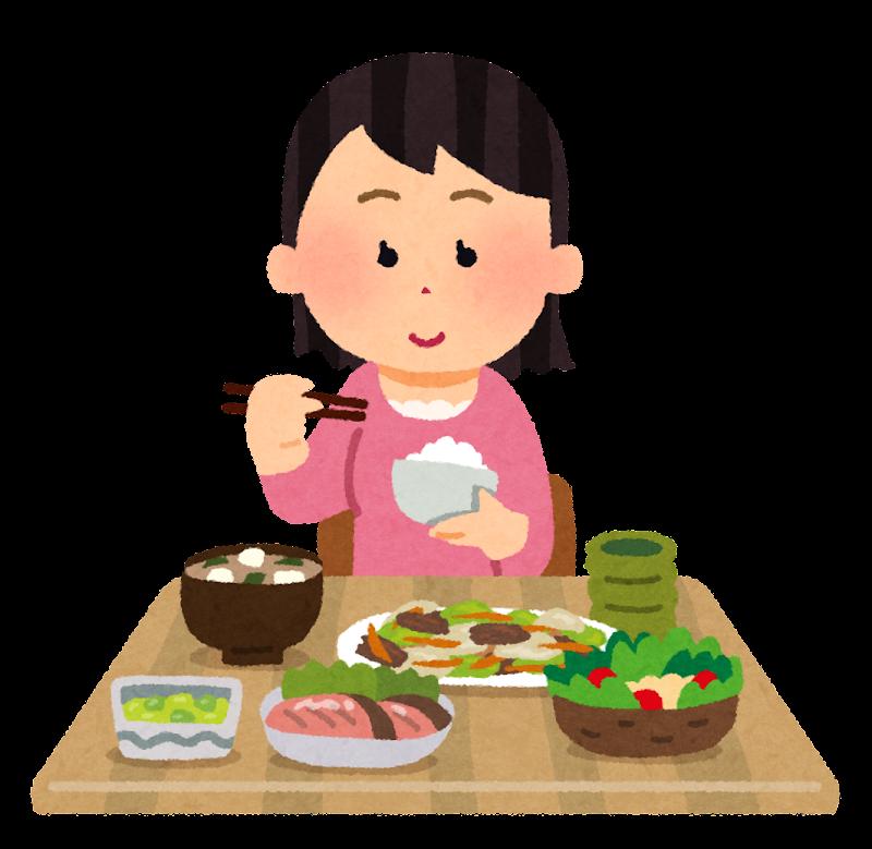 「食生活 イラスト」の画像検索結果