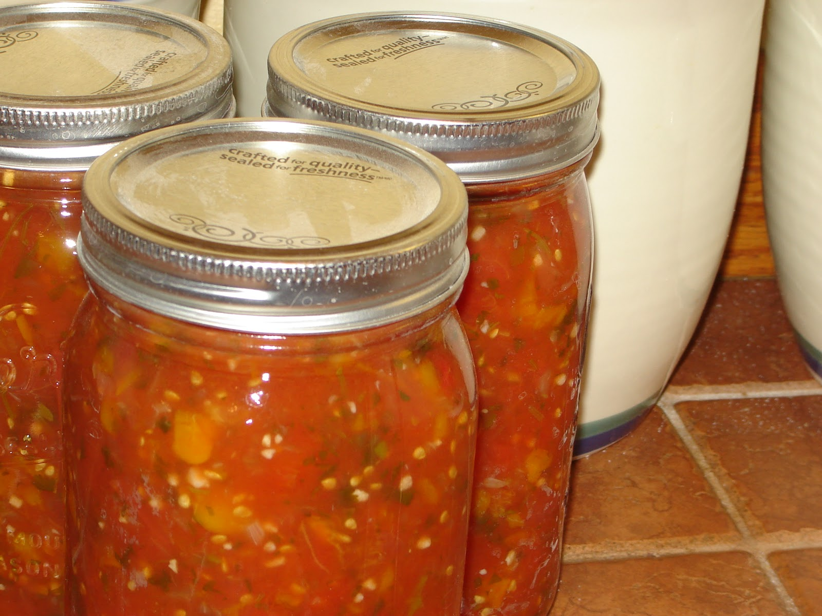 She Who Makes: Canning Tomatoes: Salsa (Episode 2)