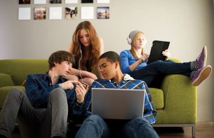 youth and technology Technology has put a consequence on the social ability of the youth through social networking several argue that social networks have a positive effect on social interactions people can create relationships through the web.