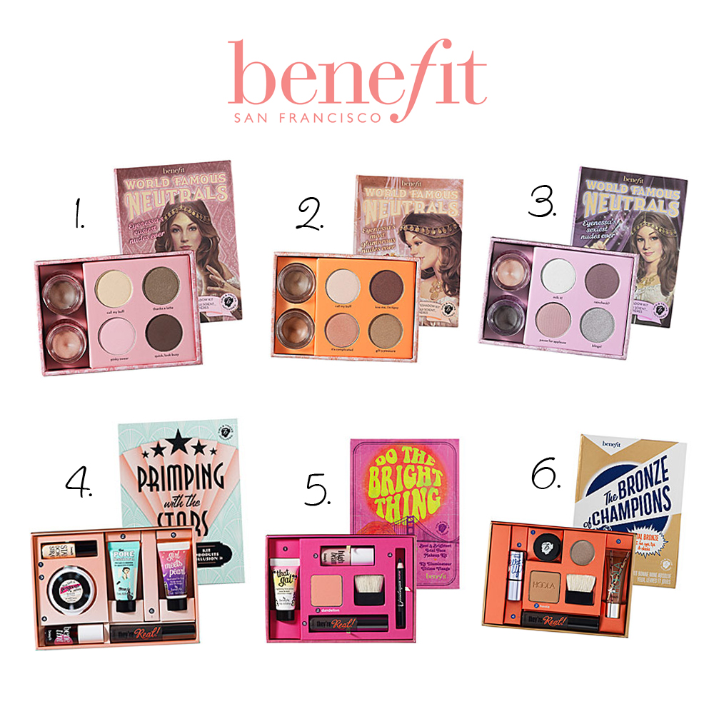 Happy New Year Makeup Junkies! Benefit Cosmetics is starting 2013 just