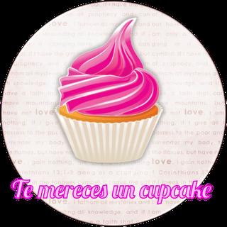 Premio Te mereces un Cupcake
