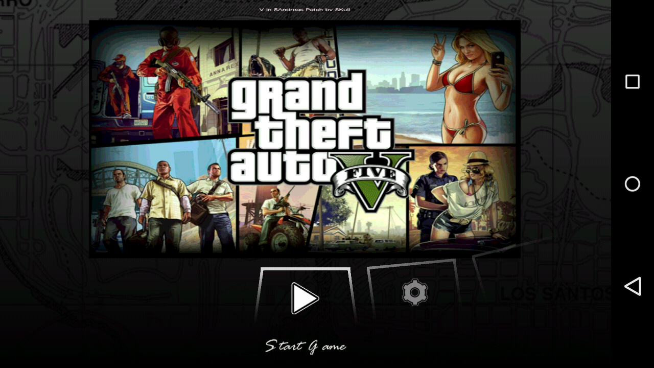 Grand Theft Auto V APK (Mod GTA SA) +Data (Offline) for ...