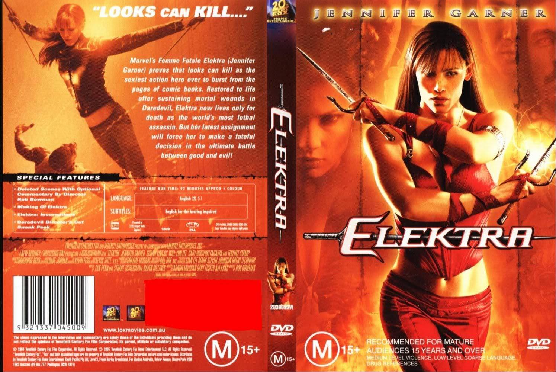 Elektra [2005] [DVDRip Latino] [avi] [MEGA]