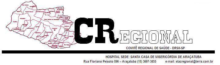 Comitê Regional de Saúde Araçatuba