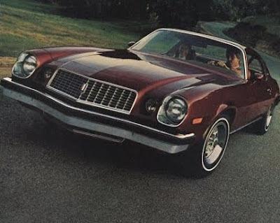 1974 camaro bmw - photo #26