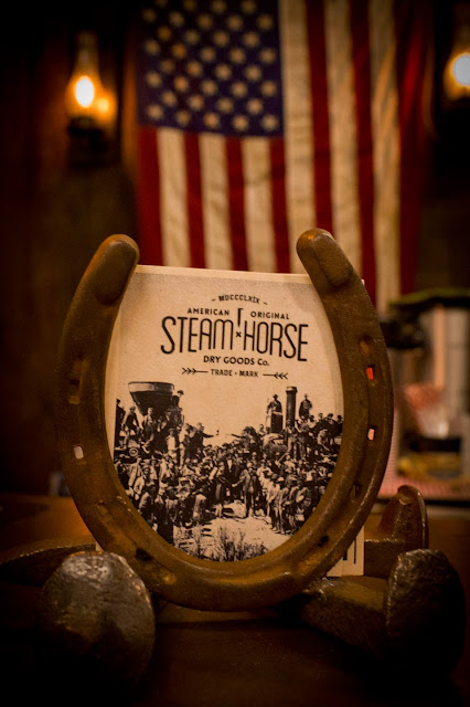 Steam Horse Dry Goods Co.   Made in America