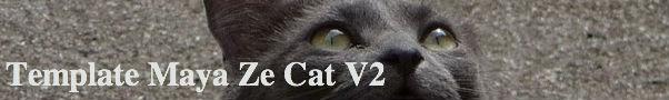 Template Maya Ze Cat 2