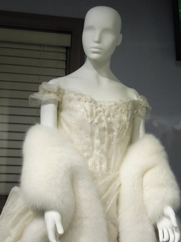 Keira Knightley Anna Karenina white opera gown