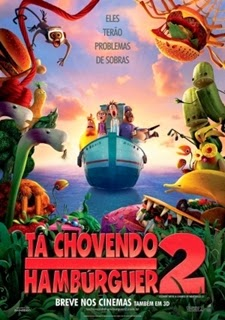 Tá Chovendo Hambúrguer 2 - Torrent Download (Cloudy with a Chance of Meatballs 2) (2013) Dublado