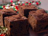 Cake Cokelat Ceri Hitam