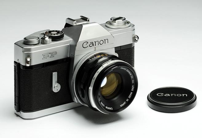 Exploring the World of Film Cameras and Lenses: Canon FP ...