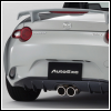 Mazda MX-5 Rear Styling