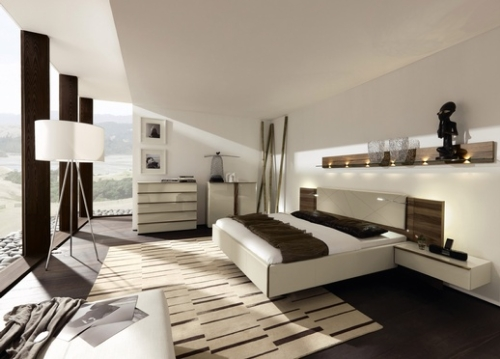 Bedroom Decorate With the Right Furniture