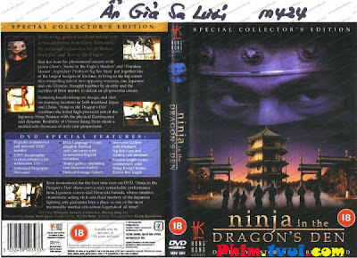 Phim n Gi Sa Li - Ninja In The Dragons Den [Vietsub] Online