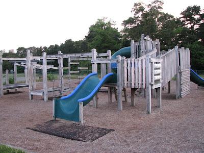 Eddy Elementary School Playground   Route 6a   Brewster   Cape Cod