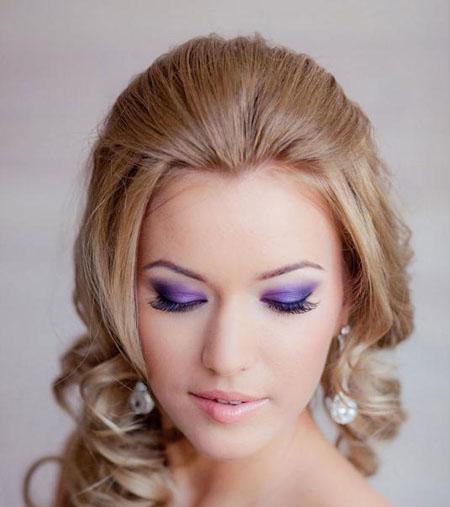 مكياج العروس 2012 - مكياج عيون عرايس 2013  - مكياج عيون 2013