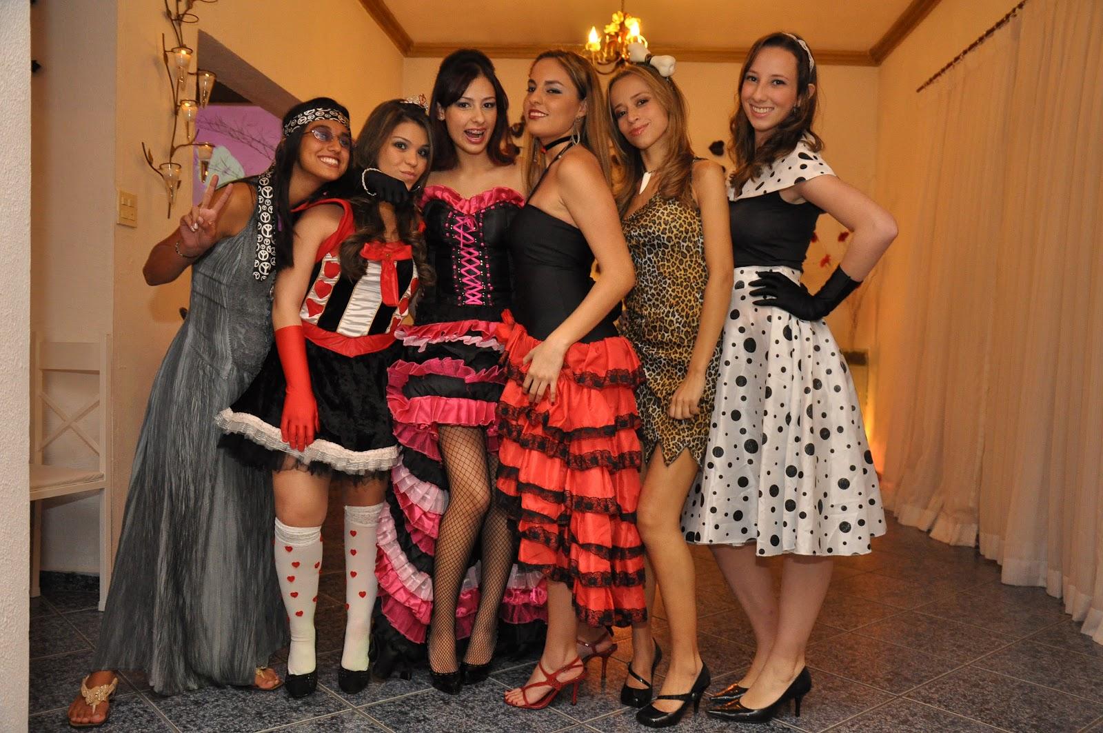 Organização De Eventos E Decorações Festa A Fantasia 18 Anos