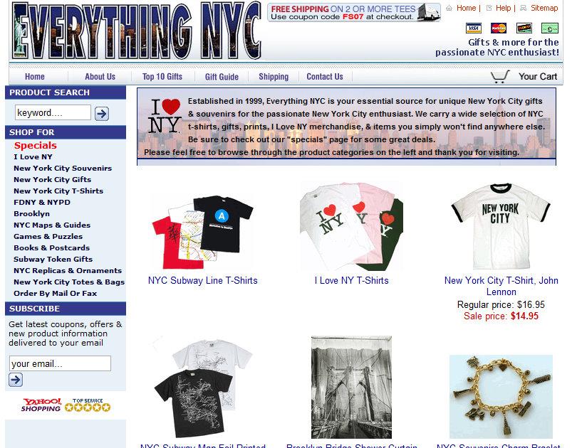 Agosto 2011 dicas de ny onde comprar lembranas de ny online e em new york parte 2 fandeluxe Gallery