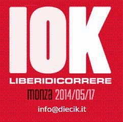 RISULTATI 10K Chrono Monza 2015