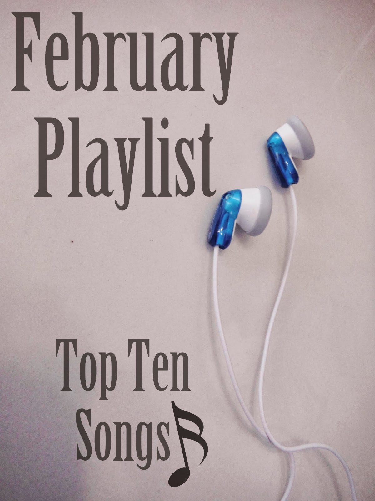 february playlist | marlee and you