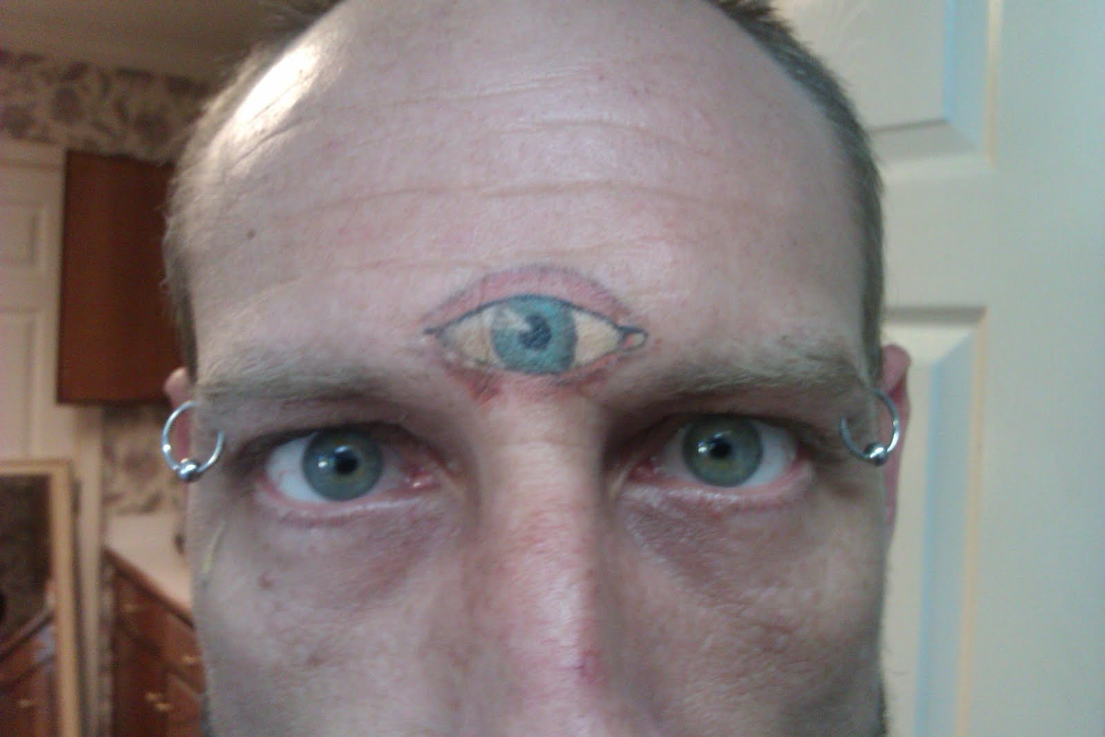 Third Eye Tattoo Forehead | www.pixshark.com - Images ...