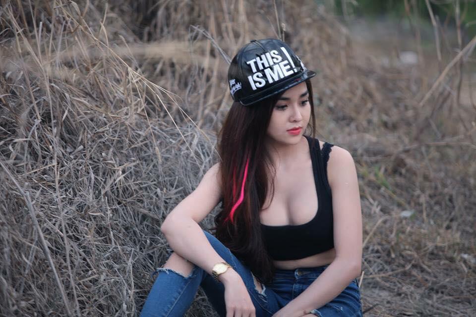Ảnh gái xinh Huỳnh Kiều Ni nữ DJ 9x sài thành 17