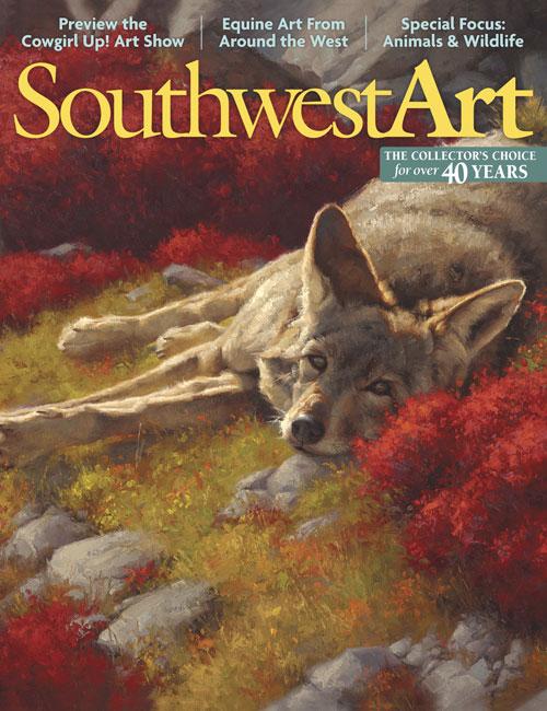 California Painter Tony Peters