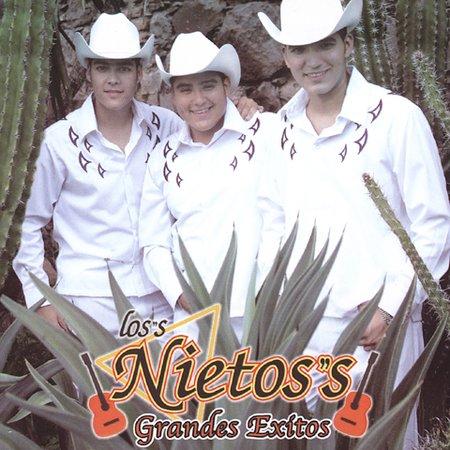 Los Nietos De Sinaloa - Grandes Exitos (Disco 2005)