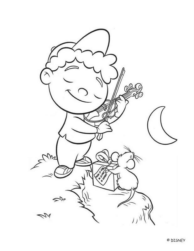 Excepcional Little Einsteins Para Colorear Páginas Para Imprimir ...