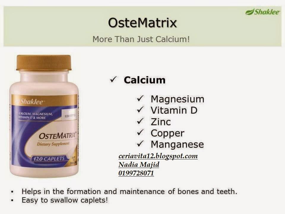 manfaat untuk osteoporosis