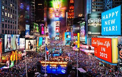 Lugares mas visitados del mundo | Times Square