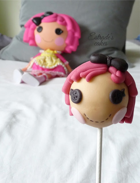 cake pop lalaloopsy galletera - 06