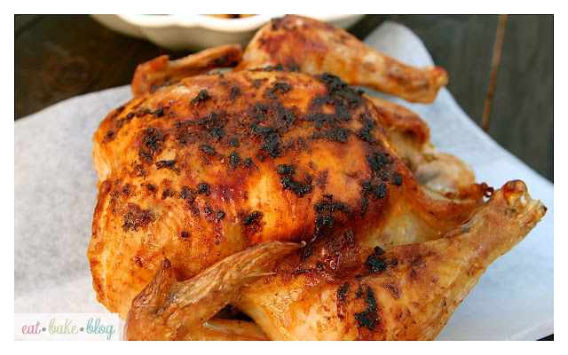 roasted chicken lemon pepper