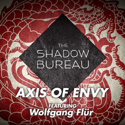 Keep up to date on The Shadow Bureau