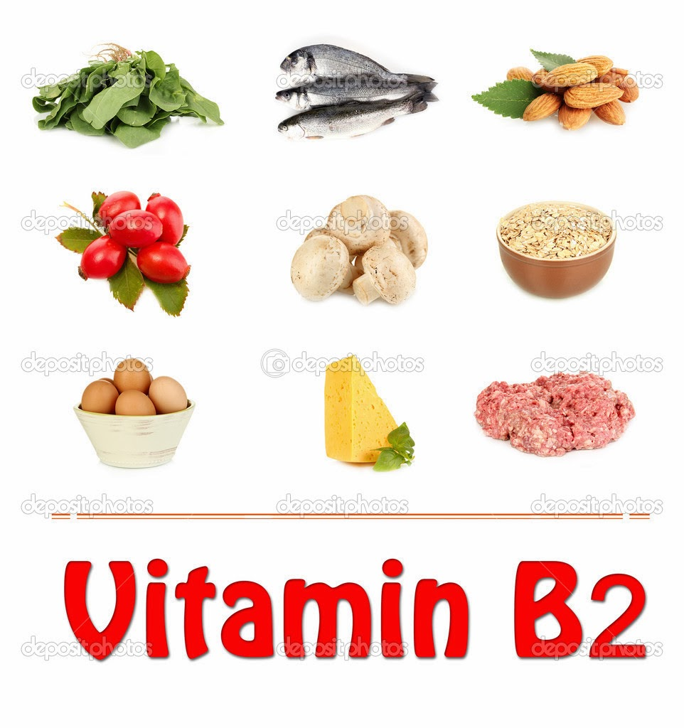 Manfaat Vitamin B2
