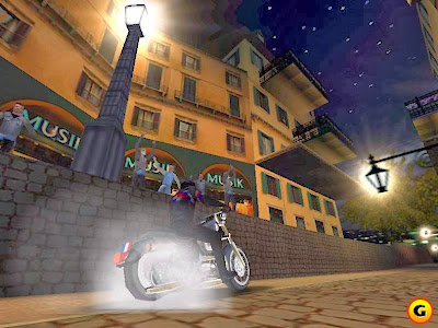 Harley Davidson Race Around The World Highly Compressed