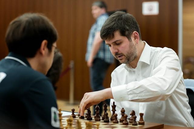 Grand Prix Khanty-Mansiysk. Jakovenko - Svidler