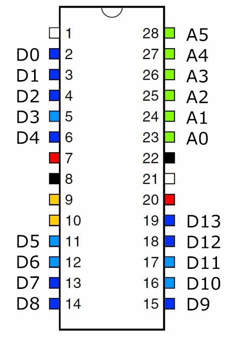 daniele alberti  arduino  u0026 39 s blog  arduino e display a 7